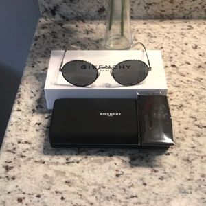 Brand new givenchy oval sunglasses